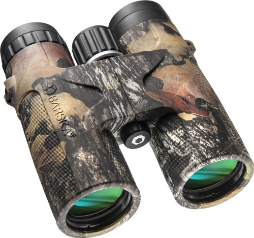 Barska 12X42 Wp Blackhawk Binoculars In Mossy Oak Break-Up Finish
