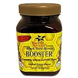 Sweet Sunnah Natural Black Seed & Booster Honey 16.oz