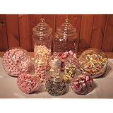 Plastic Jar Party Pack-10 Assorted Jars