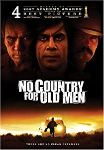 "Cover of ""No Country for Old Men"""