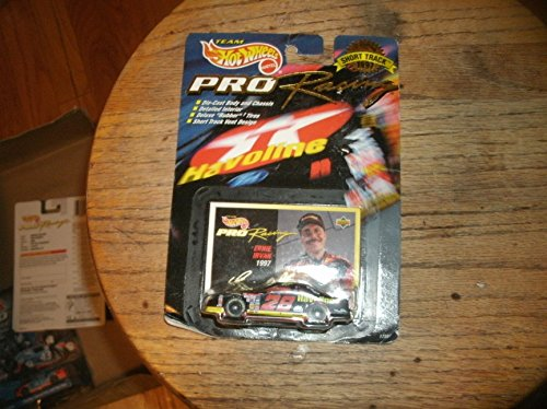 Team Hot Wheels Pro Racing '97 Collector first-Ed. #28 Ernie Irvan