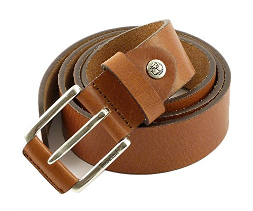 Belt in leather Timberland M3761 brown 212