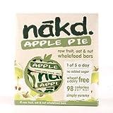 Nakd Apple Pie Bars 4 Pack 120g