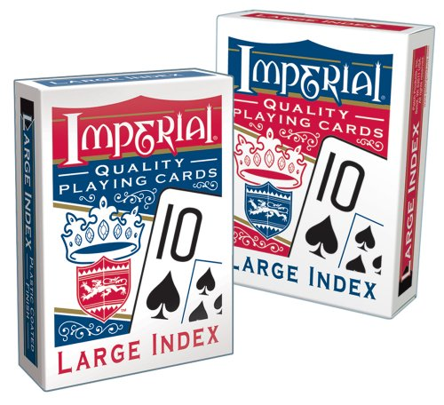 Patch Products Imperial Large Index Playing Cards