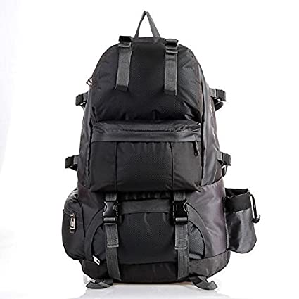FUNOC 50L Military Tactical Rucksack Backpack Outdoor Sport Camping Hiking Travel Bag
