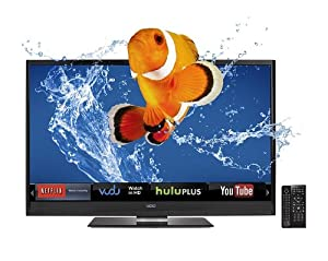VIZIO M3D550KD 55-inch 1080p Razor LED Smart 3D HDTV (2012 Model)