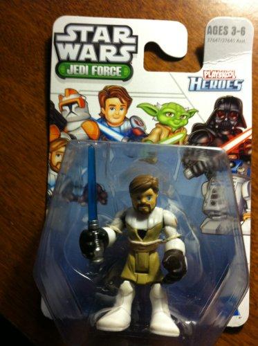 Obi-Wan Kenobi - Star Wars Jedi Force - Playskool Heroes - 1