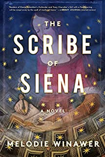Book Cover: The Scribe of Siena
