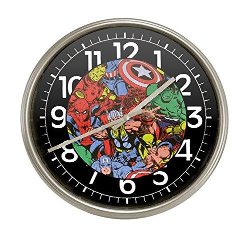 Popular  Clock Avengers Logo