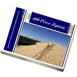 Photo Jigsaw Puzzle of Dunes du Pyla, Bay of Arcachon, Cote d Argent, Aquitaine, France, Europe