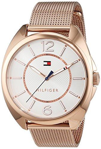 Tommy Hilfiger Damen-Armbanduhr Sophisticated Sport Analog Quarz Edelstahl beschichtet 1781697 thumbnail