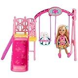 Barbie Chelsea Swing Set, Multi Color