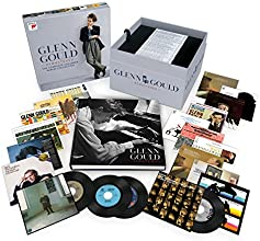 Glenn Gould: Complete Album Collection (81 CD)