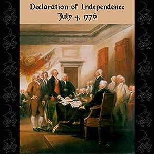 Declaration of Independence Audiobook