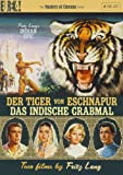 Der Tiger von Eschnapur / Das indische Grabmal (Fritz Lang's Indian Epic) [Masters of Cinema] [DVD] [1959]