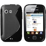 mumbi TPU Silikon Schutzhülle für Samsung Galaxy Y S5360