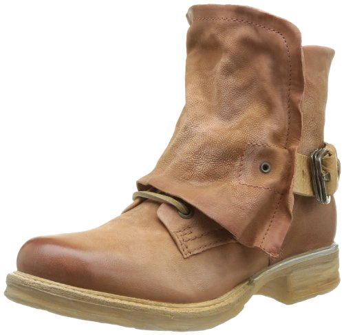 Airstep Women's 717218 Boots Pink Rose (Rosa/Nature) 6.5 (40 EU)