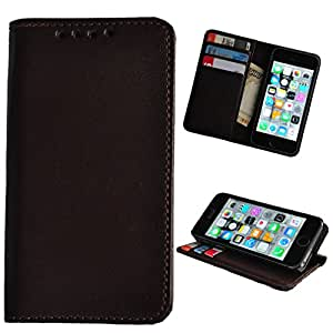DING DONG PU Leather Flip Cover For Vivo Y15