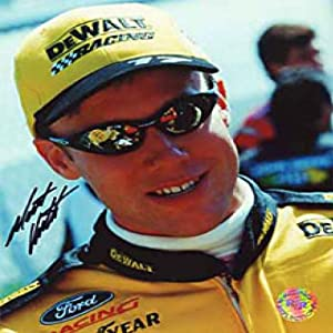 Matt Kenseth Autographed Signed 8x10 Photo by Memorabilia