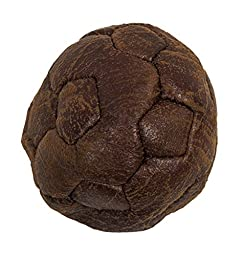 Lixit Animal Care Lixit Vintage Soccer Ball Dog Toy, Large