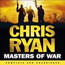 Masters of War: Danny Black, Book 1 (       UNABRIDGED) by Chris Ryan Narrated by Jamie Parker