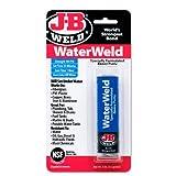 J-B Weld 8277 WaterWeld Underwater Epoxy Putty - 2 oz ~ J-B Weld