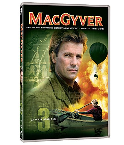 MacGyver - Stagione 3 (5 DVD)