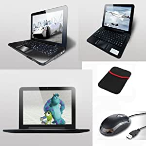 "MINI LAPTOP NETBOOK Android 4.2 écran 9"" pouces, CPU 1.5 Ghz DUAL CORE, HDD 8 Go, RAM 1 Go, HDMI, WIFI"