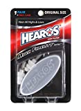 Hearos Earplugs High Fidelity Series with Free Case, 1 Pair