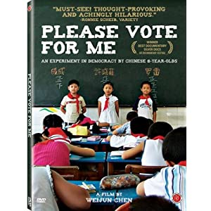 Please Vote for Me documentary