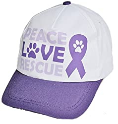 Pet Awareness Baseball Cap Hat