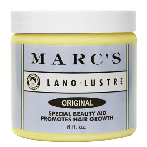 Marc's Lano-Lustre Original, Special Beauty Aid Promotes Hair Growth 8oz