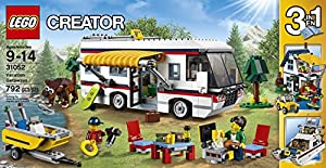 Lego Creator 31052 Vacation Getaways Building Kit 792 Piece from LEGO