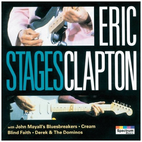 Eric Clapton - Stages (comp) (1993) - Zortam Music