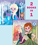 Annas Act of Love/Elsas Icy Magic (Disney Frozen) (Pictureback(R))