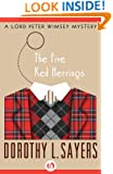 The Five Red Herrings (The Lord Peter Wimsey Mysteries)