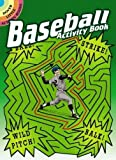 Baseball Activity Book (Dover Little Activity Books)