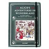 [7321 Design] Alice in Wonderland Vol. 19 Diary Planner (Dark green)