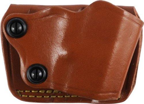 Gould  Goodrich 801 Yaqui Slide Holster Chestnut Right Hand - 22 380 Pistols 3-4in 801-232B0000C50ZP : image