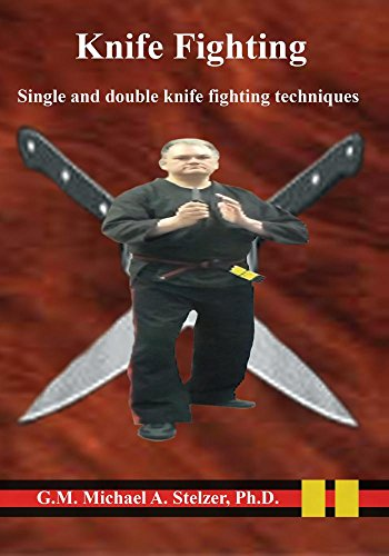 Knife Fighting: Single and double knife fighting techniques