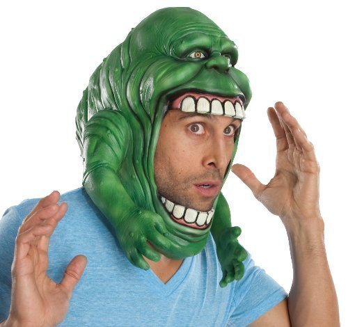 Ghostbusters Slimer Headpiece Costume Accessory by Rubies