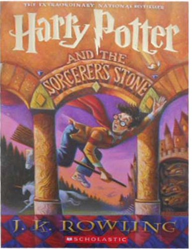 a book report on harry potter and the sorcerer of stone Writing a book report-- in the harry potter saga -- (spark notes, cliff notes or book summaries) for the harry potter harry potter and the sorcerer's stone.
