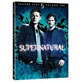"Supernatural - Season 5 Part 1 [UK Import]von ""WARNER HOME VIDEO"""
