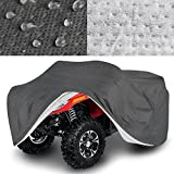 OxGord Signature ATV Cover   100% Water Proof 5 Layers   True Mastepiece   Ready Fit   Semi Custom   Fits up to 99 inches