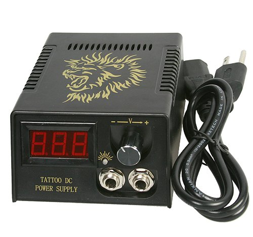 Tattoo Machine Power Supply Tattoo Gun Power Supply