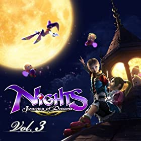 Amazon.com: NiGHTS: Journey of Dreams Original Soundtrack Vol.3: SEGA