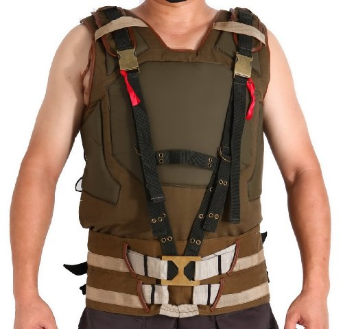 Deluxe Bane Vest Tactical Jacket Costume for Adult 2014
