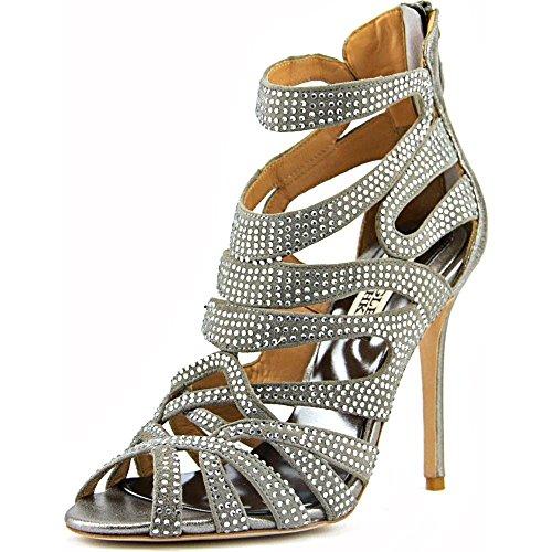 10. Badgley Mischka Women's Taylar Dress Sandal