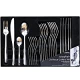 Mayfair Twenty-Four Piece Cutlery Set
