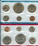 1976 P & D Bicentennial Mint Set in Original U.S. Govt Packaging 12-Coins